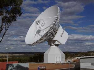 35-m Station der ESA in New Norcia (bei Perth), Westaustralien Quelle: ESA